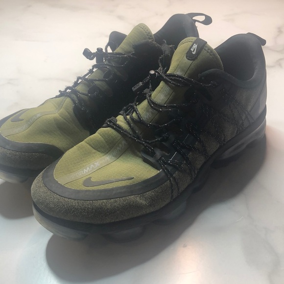 Nike Other - Nike Air Vapormax Run Utility Size 10